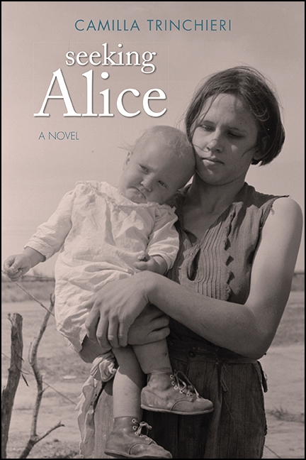 Seeking Alice Cover